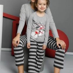 Домашний костюм для девочек